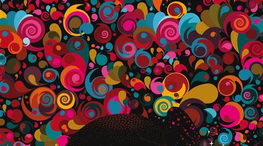 Color Design Art : Color spectrum lines wallpapers colours