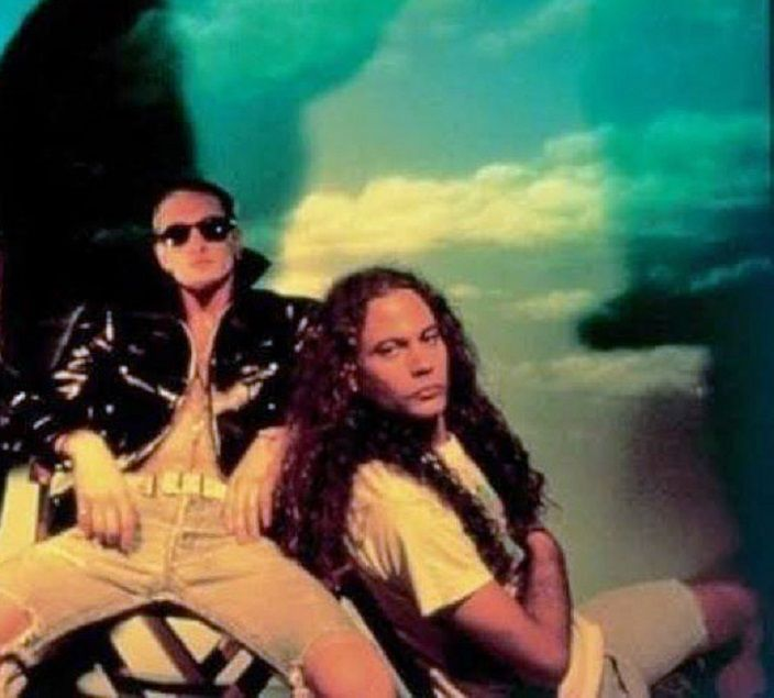 Layne Staley Mike Starr Dirt Album Photo Shoot With Images