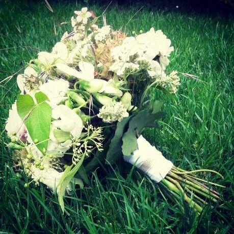 Bouquet de mariage civil