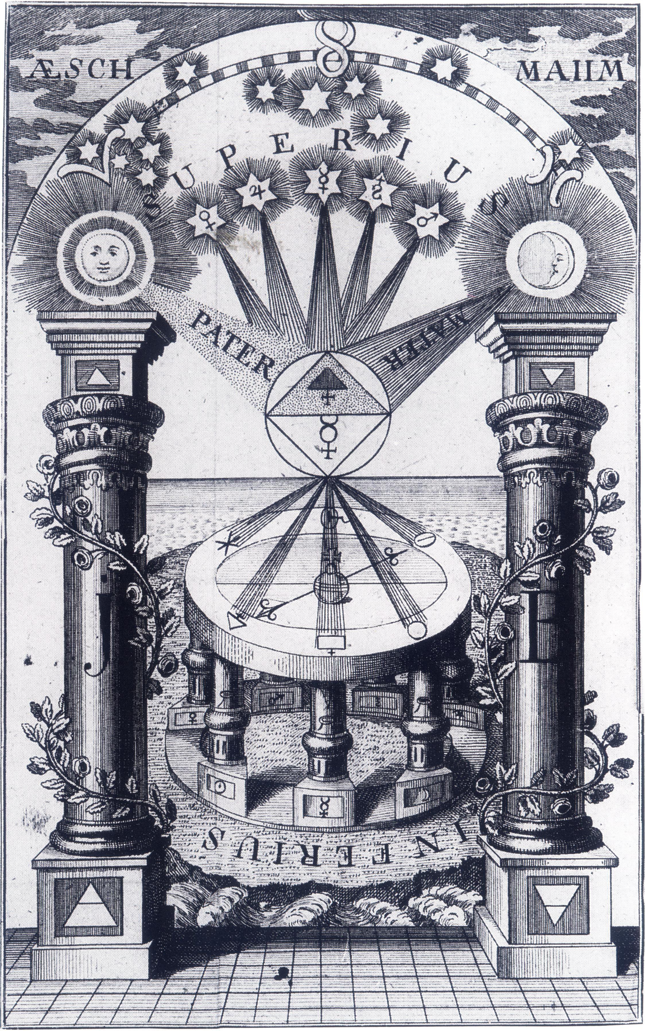 Symbol Des Weisen Kaisers