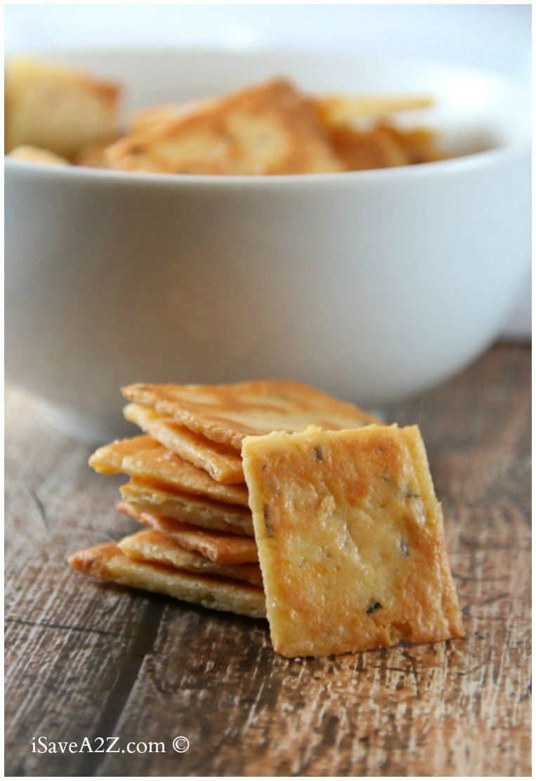 Low Carb Cheese Crackers Recipe Keto Friendly Recipe Low