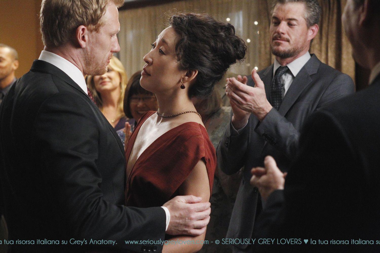 Cristina Yang And Owen Hunt & Grey'