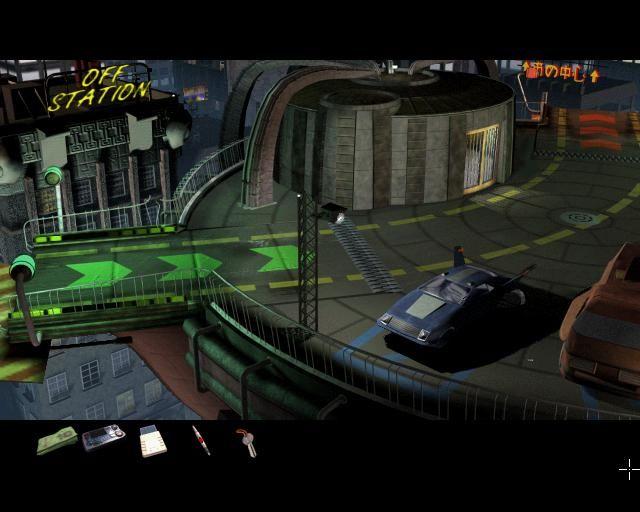 Nightlong Union City Conspiracy Union City Retro Futurism Old Games