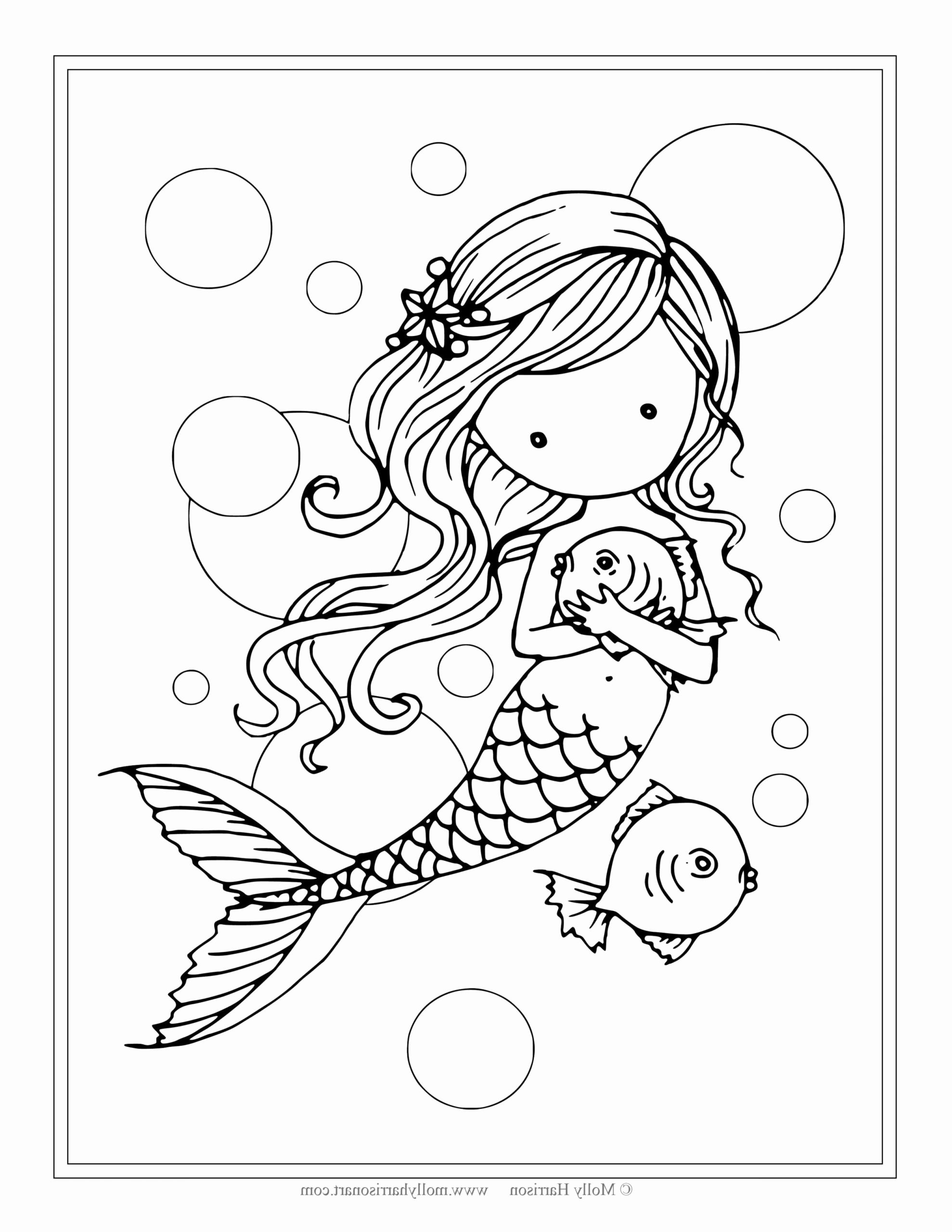 Kids Mermaid Coloring Pages Clip Art Mermaid Coloring Pages Mermaid Coloring Book Mandala Coloring Pages