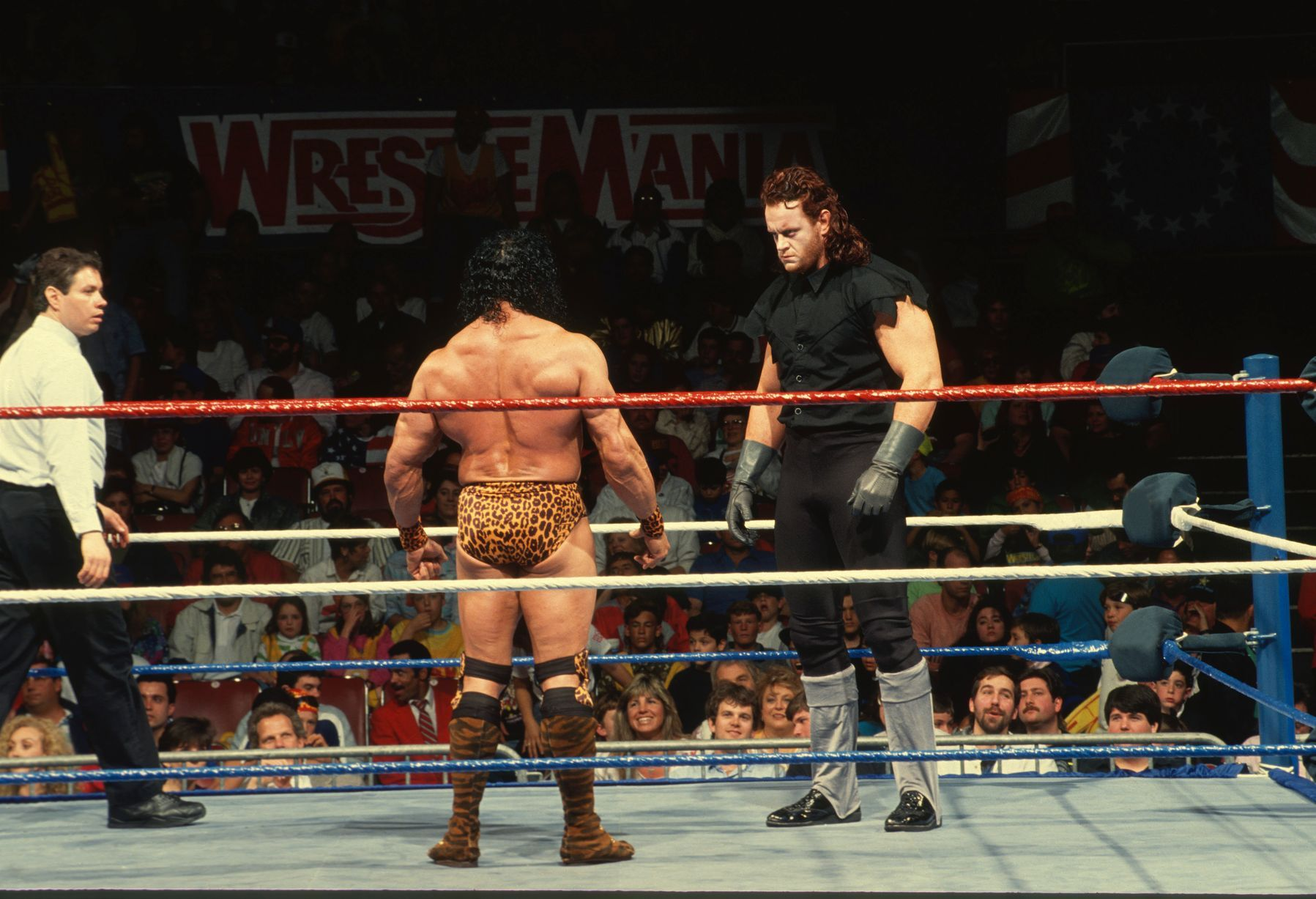 Pin by L.O.N.A on WWF | Undertaker, Wrestlemania, Wwf