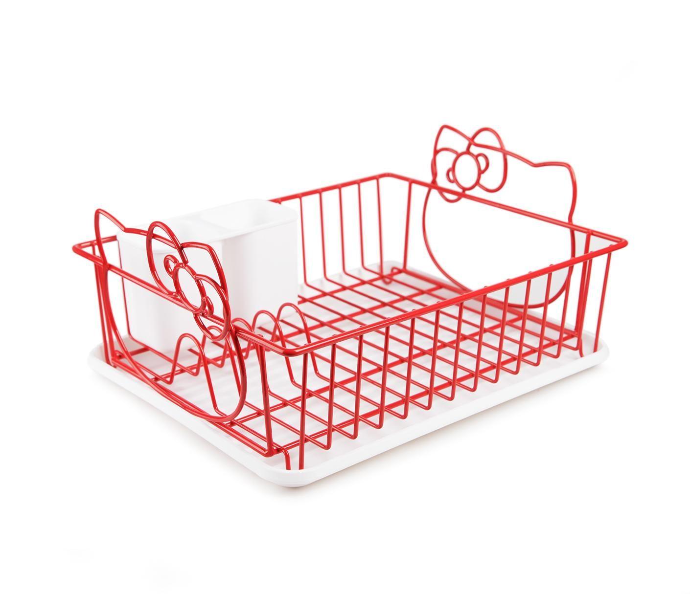 Hello Kitty Dish Drainer: Love | KITCHEN CUTE | Pinterest | Dish ...