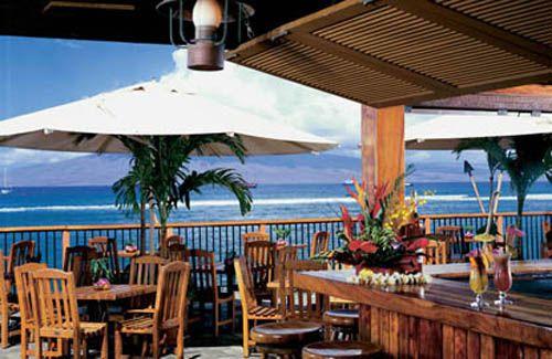 Kimo S Restaurant Lahaina Maui In Hawaii We Had Dinner There Withdavid And Family