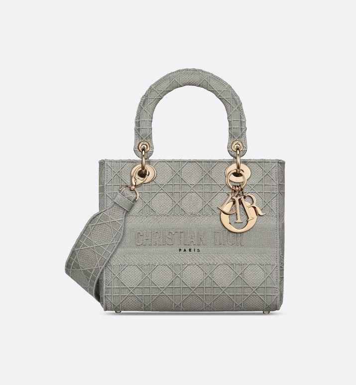 Medium Lady D-Lite Bag