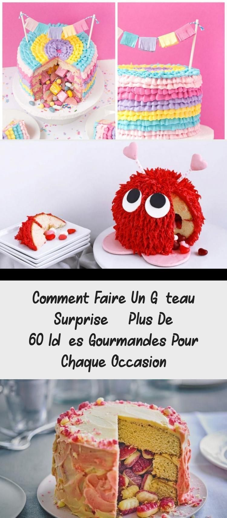 Photo of Wie hoch-eine-Kuchen-Überraschung-für-Valentinstag-Zuckerguss und Vanille-Deko…