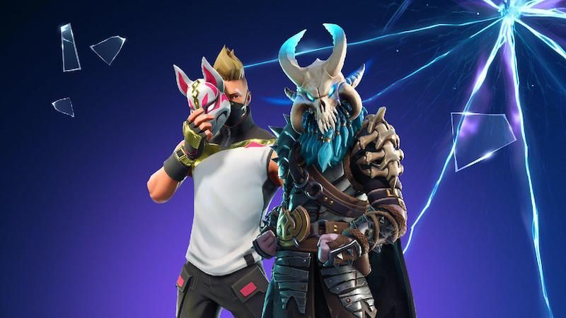fortnite season 5 map changes battle pass week 1 challenges skins and everything else you need to know