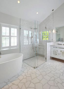 Bathroom Design San Francisco Glamorous Portola Valley Master Bathroom  Contemporary  Bathroom  San Design Ideas