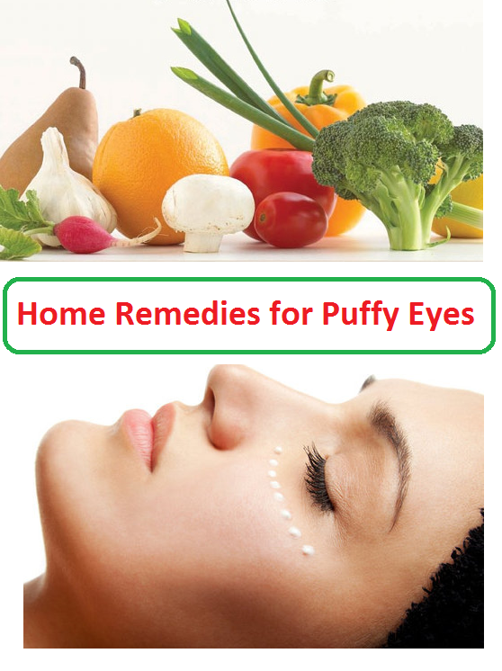 Puffy eyes are unusual soft and swollen under the eyes