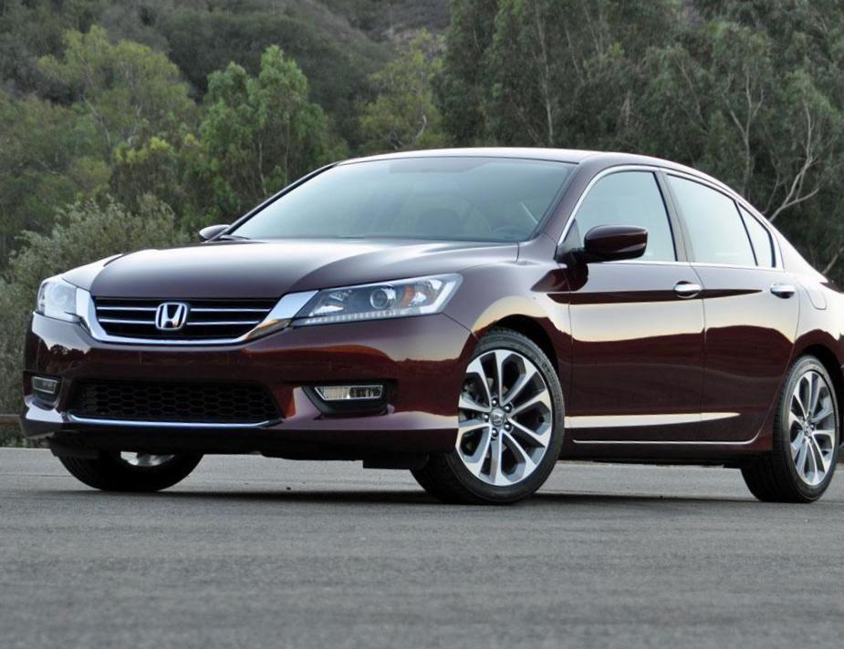 Accord Honda Characteristics (с
