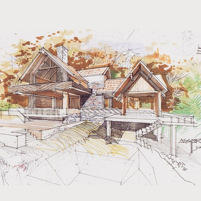 modern architectural sketches. Interesting Architectural Instagram Post By Reza Asgaripour U2022 Dec 30 2014 At 630am UTC Architecture  SketchesArchitecture PortfolioModern  Inside Modern Architectural Sketches S