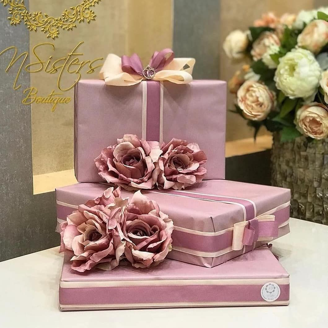 Pin On Bridal Gifts Dowry Inspiration