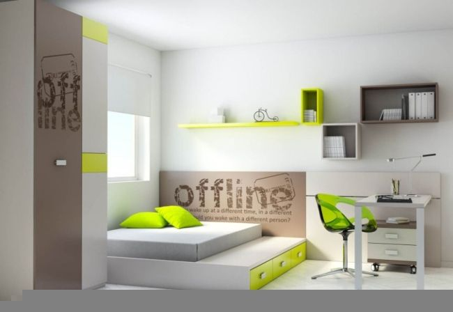 Billig Betten Fur Jugendliche Bett Modern Teenager Zimmer