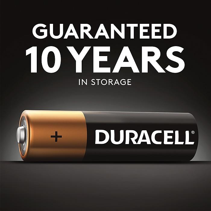 Duracell Coppertop Aa Alkaline Batteries 36 Pack Mn15p36 Staples Duracell Alkaline Battery Duracell Batteries