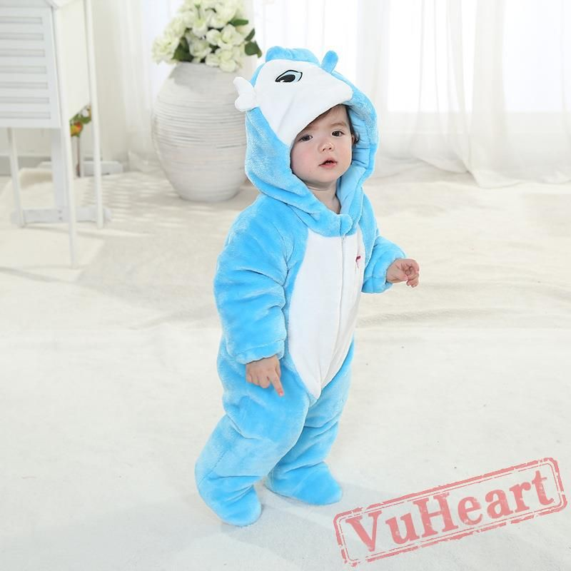 80c4deff5c03 Baby Pisces Onesie Costume - Kigurumi Onesies