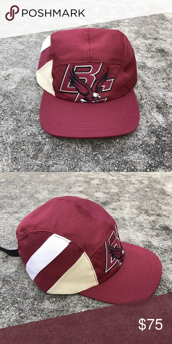 33a696014a04 Custom 1 Of 1 Boston College Eagles 5 Panel Hat Custom 1 Of 1 Boston College