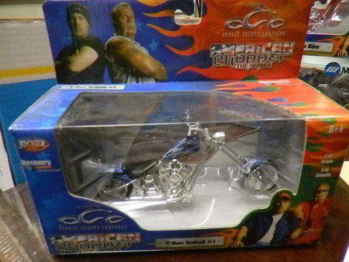 T-Rex Softail #1-1:18 scale American Chopper