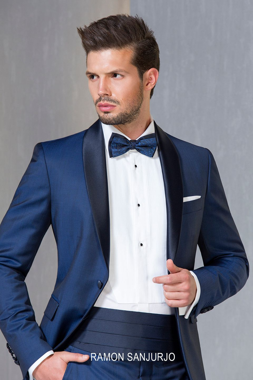 Ramón Sanjurjo groom style | Colección Ceremonia 2017 | suits ...