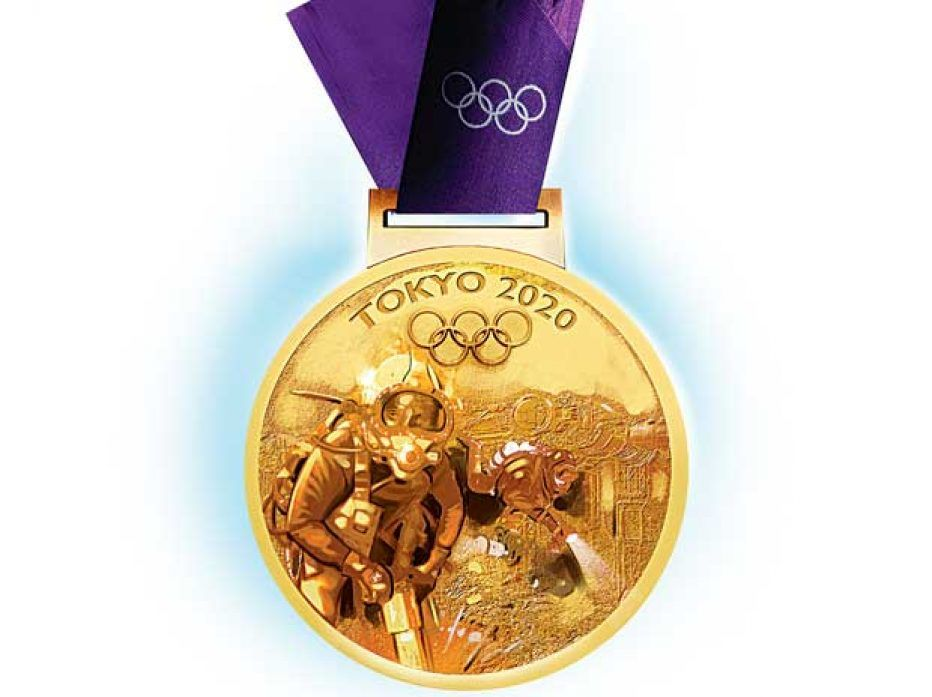 Tokyo Olympic 2020 Medals For Games Will Be Made From Recycled Electronics Tokyo Olympics Tokyo Olympics
