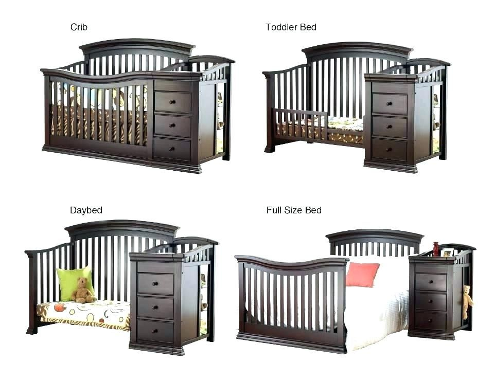 Crib That Converts To A Bed Google Search With Images Bed