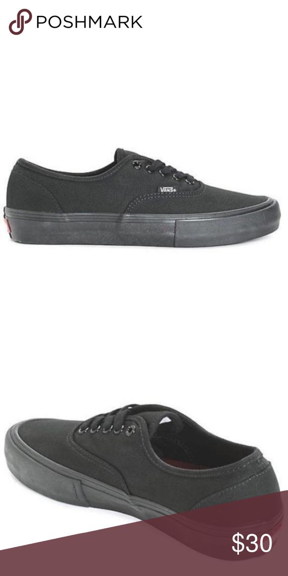 078c97b9a946bd New Vans Authentic Pro Mono Skate Shoes Men s  New no box   Men s Sz 5.5