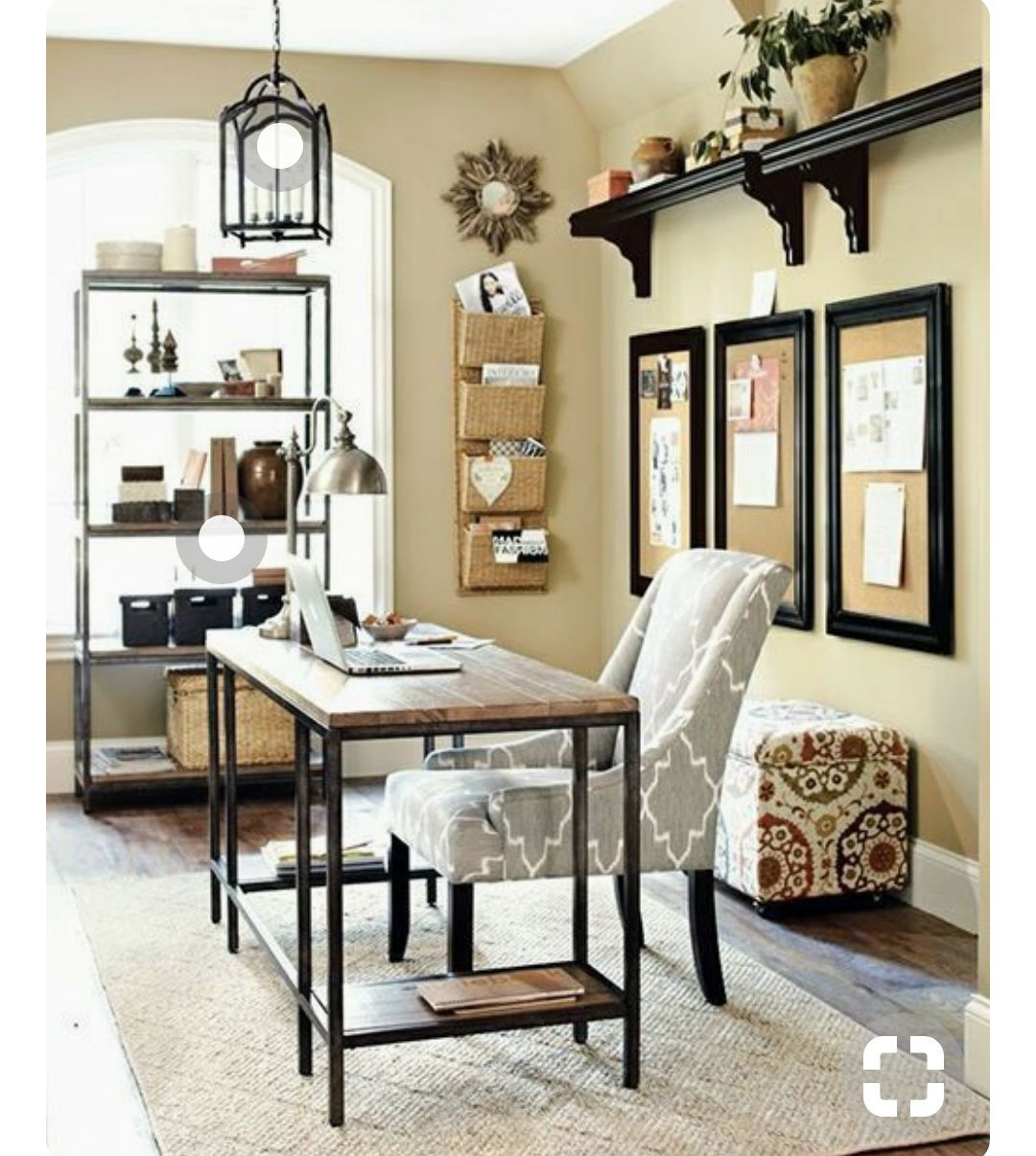 I Love The Look Of This Office, But Would Like It To Be
