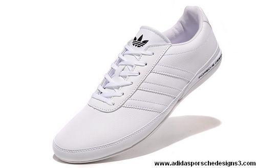 Adidas Porsche Design S3 Mens Porsche Typ Premium Shoes All Whi ... 66e2b35760c0