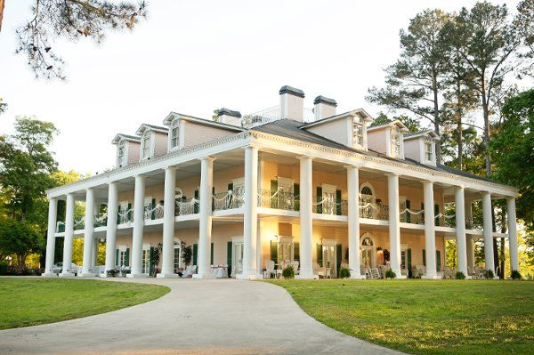 Antebellum Weddings At Oak Island Near Birmingham Alabama