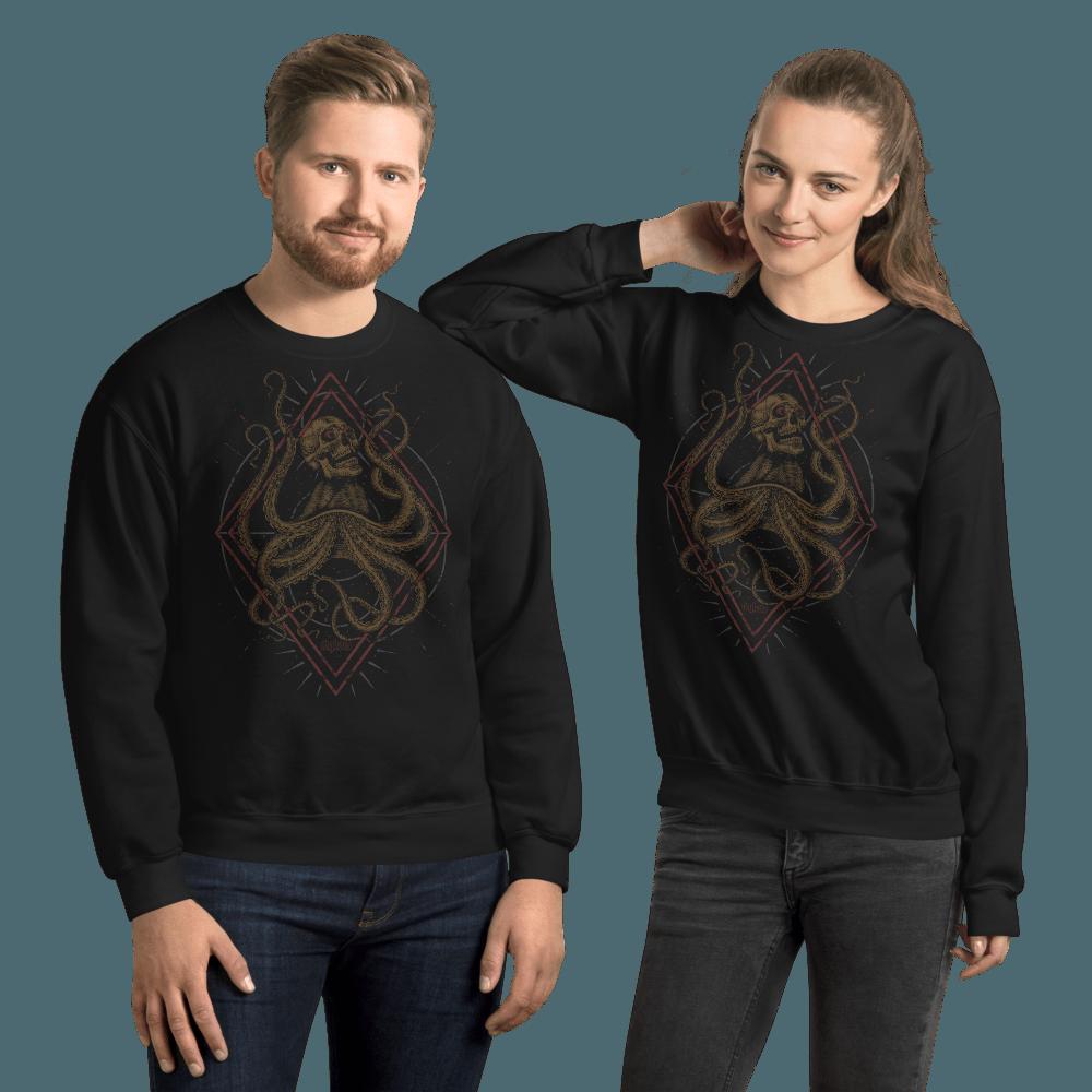 The Octopuskull | Unisex Sweatshirt - 3XL