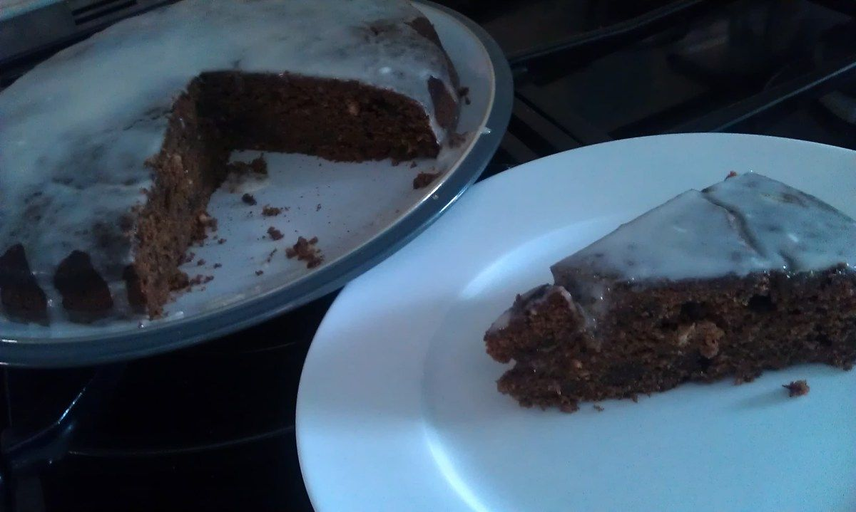 Recipe 183 – Sticky Ginger and Orange Cake | Sticky ginger cake ...