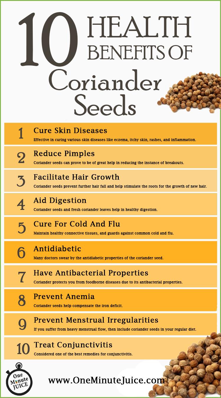 10 health benefits of coriander seeds | coriander seeds
