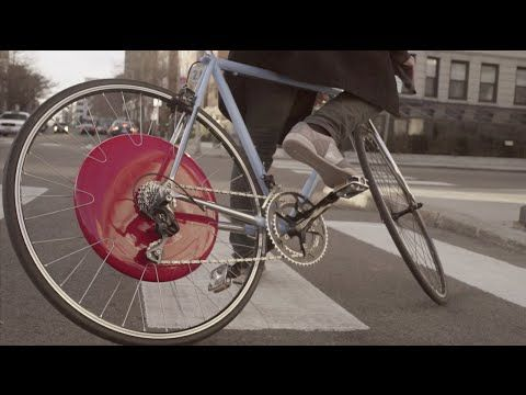 Update Copenhagen Wheel All In One Electric Bike Kit Videos