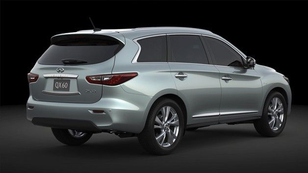 Infiniti Jx35 Qx60 Hybrid Confirmed For New York Debut