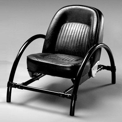 fauteuil rover par ron arad en 1981 design pinterest la source reproduire et les dessins. Black Bedroom Furniture Sets. Home Design Ideas