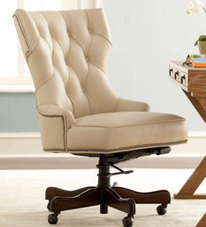 Lux Home Top Home Office Essentials Leather Office Chair Furniture Office Chair