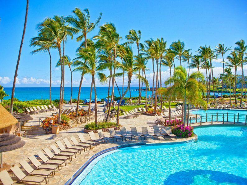 Hilton Waikoloa S Kona Pool Best Hotel Pools In Hawaii For Families