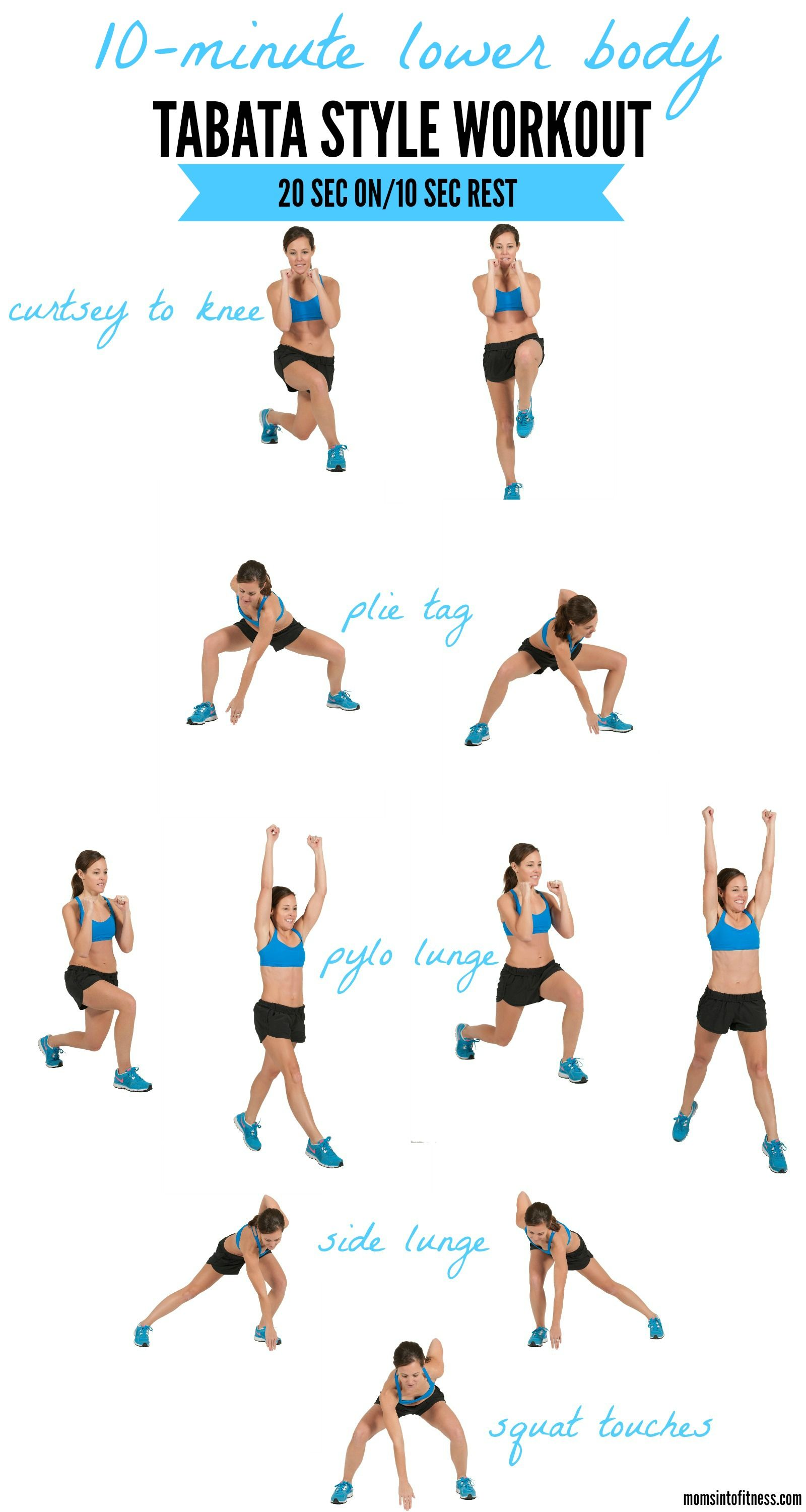 Tabata Workout: 9 Must-Try Moves to Get Started pics