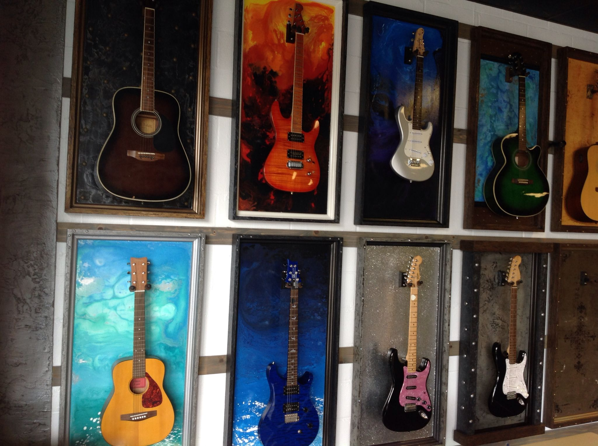 Gframes g frames guitar display cases guitar display cases gframes g frames guitar display cases jeuxipadfo Gallery