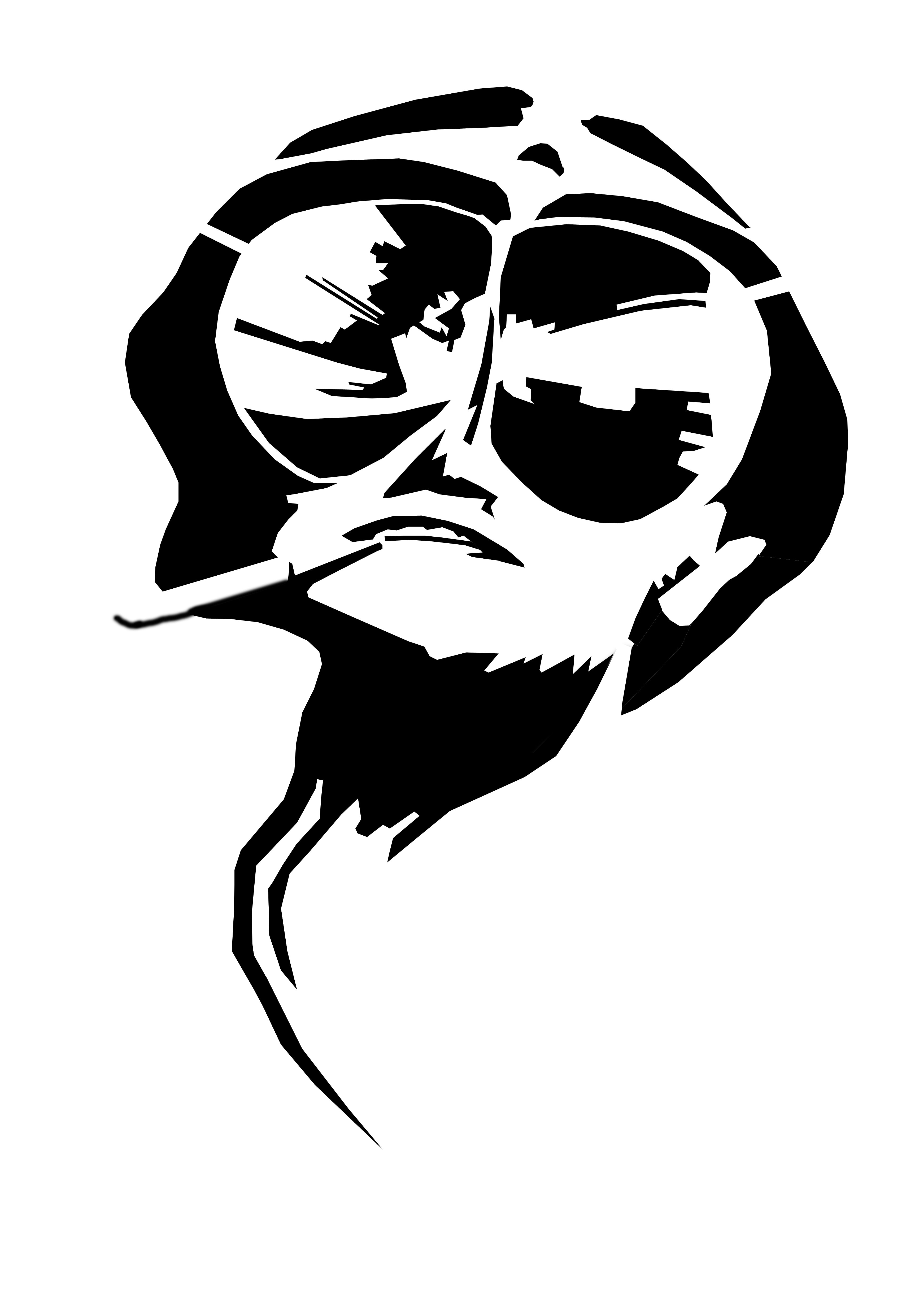 fear and loathing in las vegas stencil you crafty