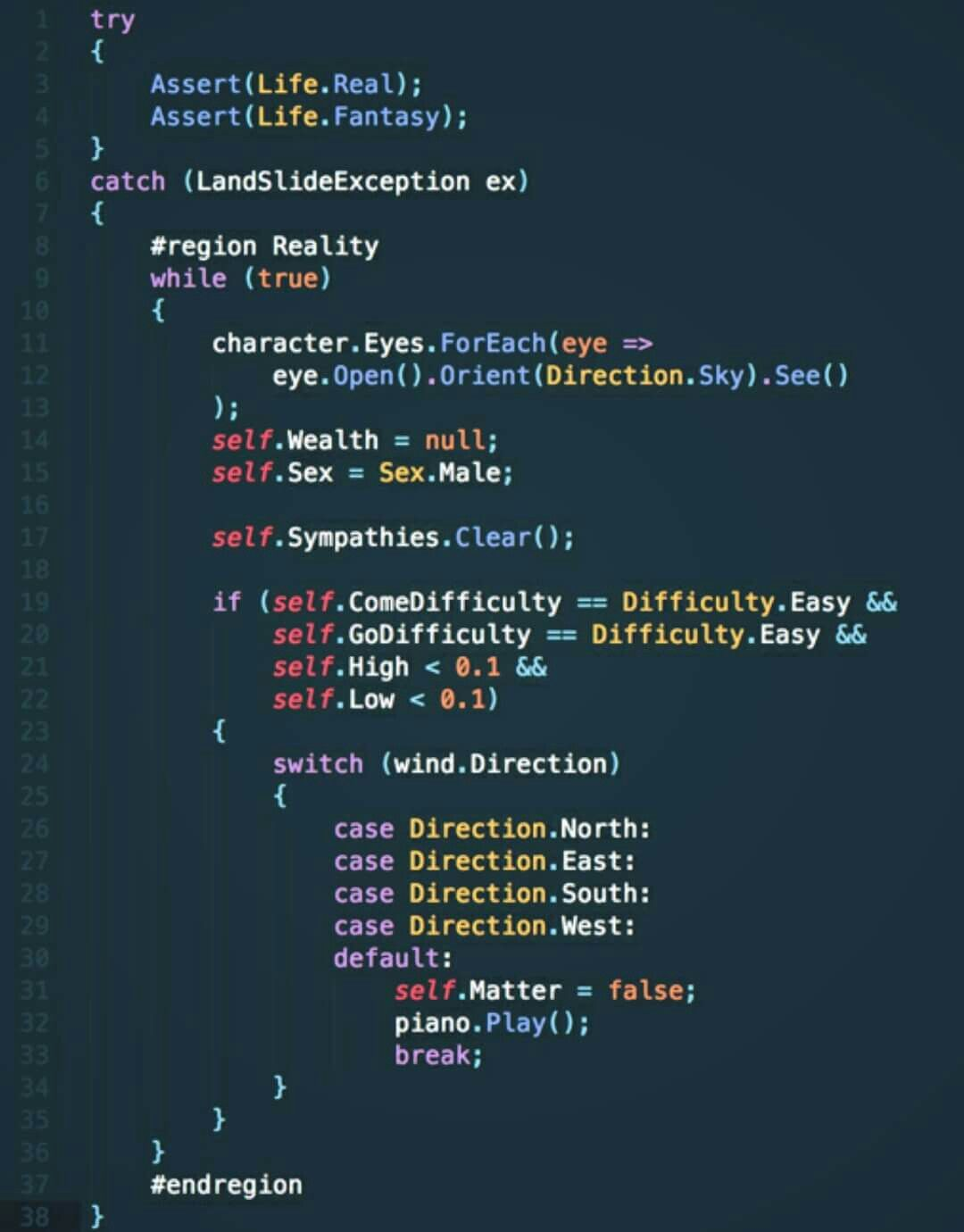 Name that song with images programming humor web