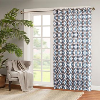 Perfect Blue Curtains U0026 Drapes For Window   JCPenney