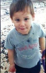 Chase Martens is described as a 2.5 foot tall, 30 pounds with blue eyes, light brown hair. He was last seen wearing a blue jacket, black splash pants, a red hat and boots that light up as he walks.