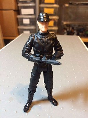 STAR WARS SAGA A NEW HOPE #55 IMPERIAL OFFICER with Dark Hair LOOSE