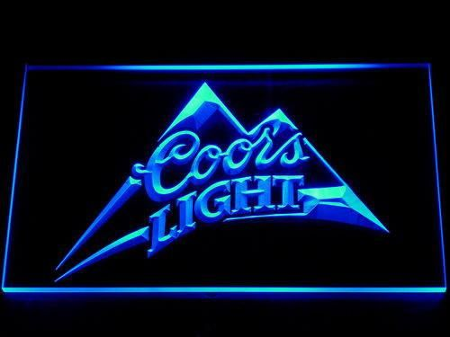 Coors light mountain led neon sign coors light and products coors light mountain led neon sign aloadofball Gallery