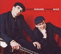 ... – Entre Amis by Angelo Debarre & Ludovic Beier | Gypsy jazz guitar