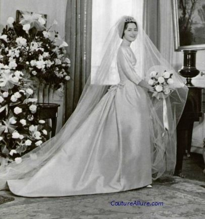 Wedding Gown By Couturier Michel Goma From