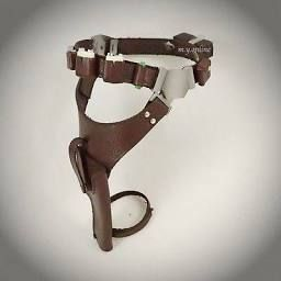Hot Toys Star Wars Episode Iv A Hope Han Solo Figure 1/6 Scale Holster